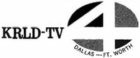 KRLD-TV logo 1968