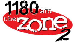 KZOT 1180 AM The Zone 2