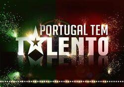 Logo Portugal Tem Talento
