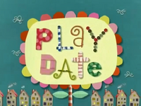 Play Date logo 2009 (Flower)