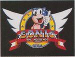 Sega Sonic Title Screen