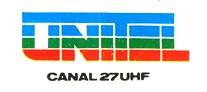 Unitel Canal 27 UHF (Logo)
