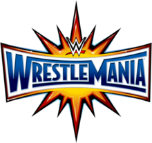 WWE WrestleMania 33 logo