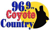 96.9 Coyote Country KEZE