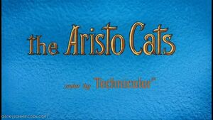 Aristocats 1970