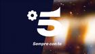 Canale 5 - dark blue 2018