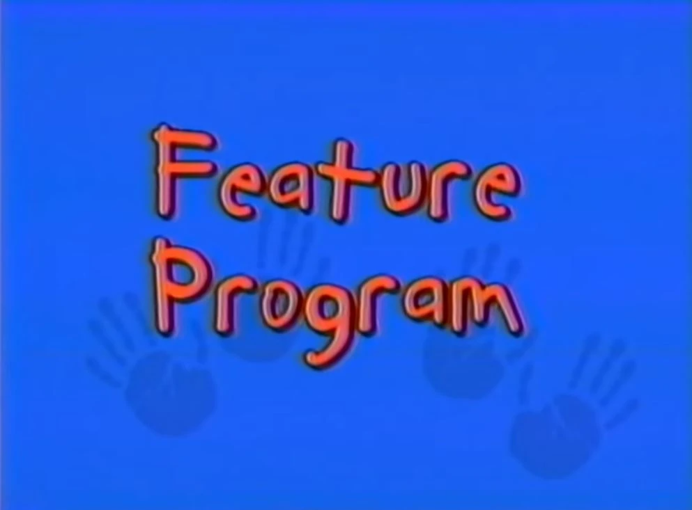 Feature Program (Playhouse Disney Variant)