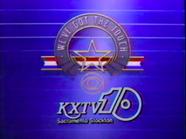 KXTV CBS We've Got The Touch 1985