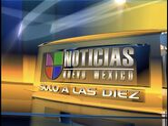 Kluz noticias univision nuevo mexico 10pm package 2006