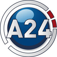 Logo a24