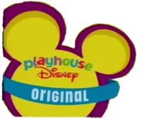 Playhouse Disney Original 2003 logo