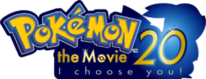 Pokémon the Movie 20 logo
