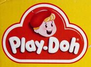 Rare Old Playdoh logo