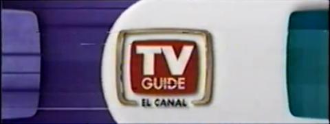 TVGuide ElCanal ident