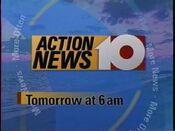 WALA Action News 10 6am Promo 1994