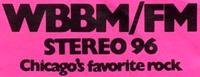 WBBM FM Chicago 1973