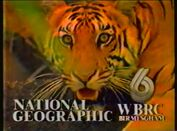 WBRC-TV 6 National Geographic 1986