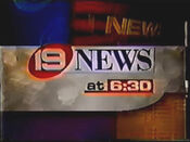 WOIO News Logo 1995
