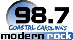 WRMR Coastal Carolina's Modern Rock 98.7