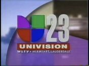 Wltv univision 23 nightly opening 1996