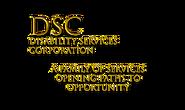 DSC Logo Trajan Gold new