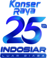 Indosiar 25 Tahun Luar Biasa Promotion