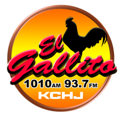 KCHJ El Gallito 1010 AM 93.7 FM