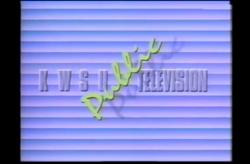 KWSU Public Television 1987