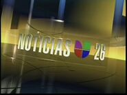 Kint noticias univision 26 opening 2006