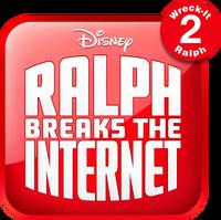 Ralph Breaks The Internet (Logo)