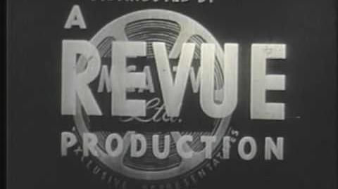 Revue Studios Logo (1952)