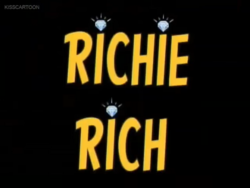 Richie Rich (1996) title card