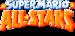 Super mario all stars logo