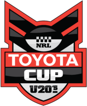 Toyota Cup (RL) logo