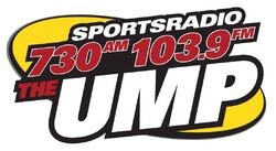 WUMP Sportsradio 730 AM 103.9 FM The Ump