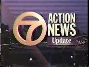 WXYZ Action News Update 1992