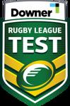 2016 Anzac Test logo