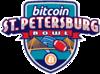 Bitcoin St. Petersburg Bowl logo