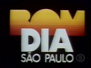 Bom Dia São Paulo - 1982