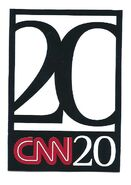 CNN 20 logo