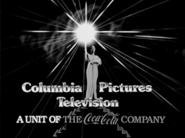 Columbia Pictures Television 1983 B&W