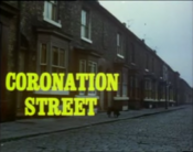 Coronation Street Open From 1969 - B