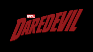 Daredevil first logo