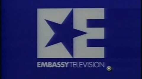 Embassy Television Logo (1986-A)