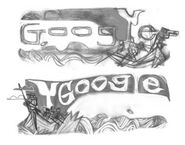 Google 161st Anniversary of Moby Dick's First Publishing (Storyboards 3)