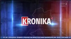 Kronika TVP3 Kraków 2018