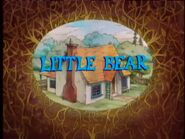 Little Bear onscreen