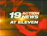 WOIO 19 Action News at 11 2003