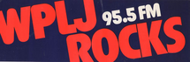 WPLJ-FM's 95.5 Logo From 1971