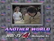 WRC-TV's Another World Video ID From Late 1983
